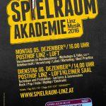 Plakat Akademie